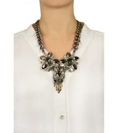 Halskette 'Big Crystal'