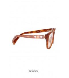 Brillen Aufkleber 'Star' Angel pink