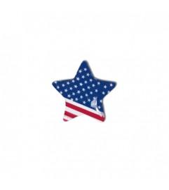 Brillen Aufkleber 'Star Flag' USA