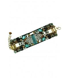 Armband 'Judy Crystal' multi-kristall