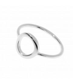 Leaf Ring 'Circle of Life' silber