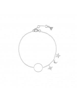 Armband 'Midnight' Silber