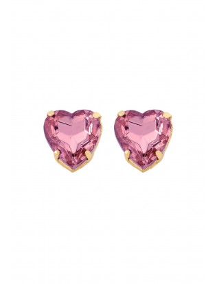 Ohrring 'Small Vintage Heart'