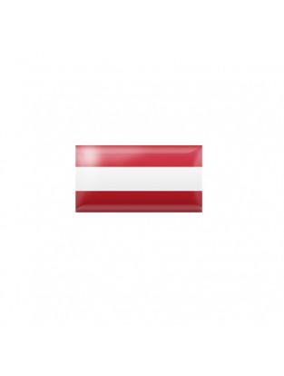 Brillen Aufkleber 'Square Flag' Österreich