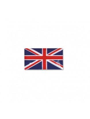 Brillen Aufkleber 'Square Flag' England