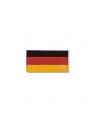 Brillen Aufkleber 'Square Flag' Deutschland