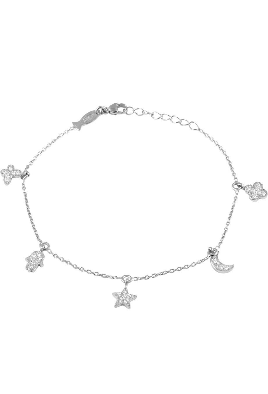 b1ed3282a3 Armband  Amulett  silber von Kurshuni