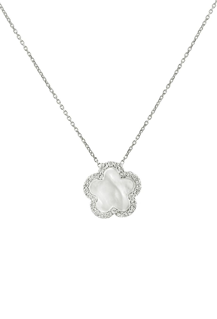 Halskette Blume