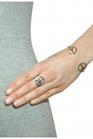 Ring 'Big Peace' Silber