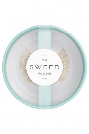 Sweed Lashes 'Dina' Naturhaarwimpern blond