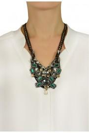 Halskette 'Katherine' multi-kristall