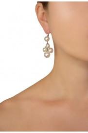 Ohrhänger 'Grape' mit Perlen