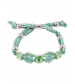 Armband 'Wiesn Madel' grün