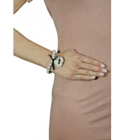 Armband 'Anna Wintour' greige