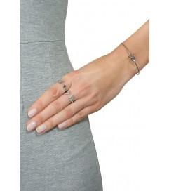 Ring 'Pfeil' Silber