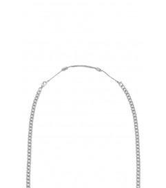 Halsketten Verlängerer silber