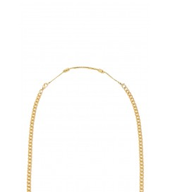 Halsketten Verlängerer gold