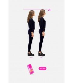 Invisible Heels 1.5 Einlegesohlen mit Absatz 4cm