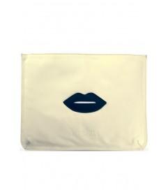 iPad Hülle 'Kiss Kiss' dunkelblau iPad 2/3