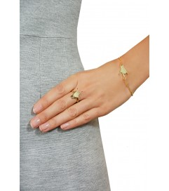 Maria Francesca Pepe Ring 'Rock it'