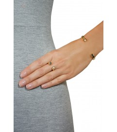 Maria Francesca Pepe Ring mit Perle