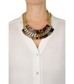 Collier 'Antigua' vergoldet