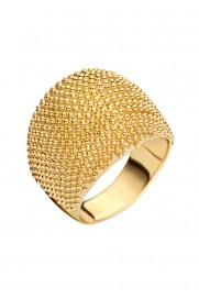 Cocktail Ring 'Tres Chic' vergoldet