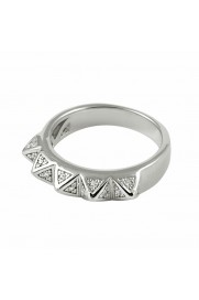 Ring 'Chic Spikes' Silber