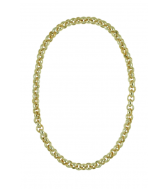 Halskette lang gold