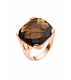 Cocktail Ring 'Etoile' bronze