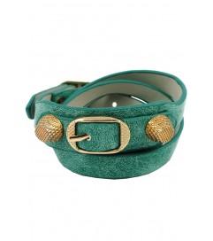 "Armband ""Triple"" blau"