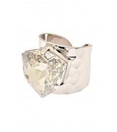 Stilomio Ring 'Joy' kristall