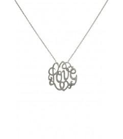 Halskette 'Love Symbol' Silber