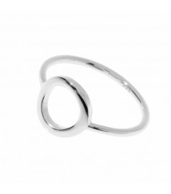 Leaf Ring 'Circle of Life' silber