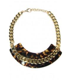 Collier 'Antigua' vergoldet