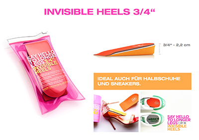 Invisible Heels 3